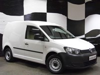 Used VW Caddy TDI C20 Panel Van (EXCEPTIONAL)