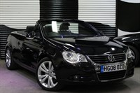 Used VW Eos TDI CR Sport 2dr