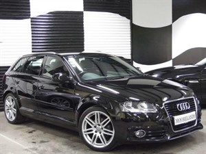 Audi A3 TDI S Line Sportback 5dr SPECTACULAR EXAMPLE