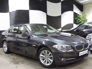 BMW 520d 5 SERIES TD SE 4dr CREAM LEATHERGREAT SPEC