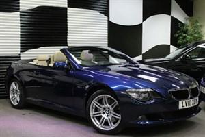 BMW 635d 6 SERIES Sport 2dr Fabulous Example