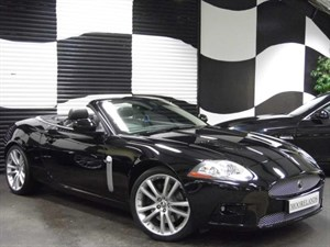 Jaguar XK Supercharged Exceptional