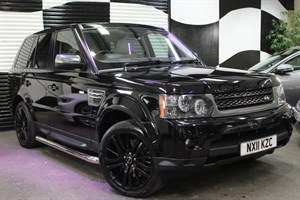 Land Rover Range Rover Sport TD V6 HSE 5dr