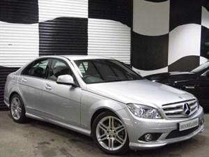 Mercedes-Benz C200 C CLASS TD CDi Sport 4dr OUTSTANDING EXAMPLE
