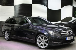 Mercedes-Benz C250 C CLASS TD BlueEFFICIENCY CDI Sport 5dr