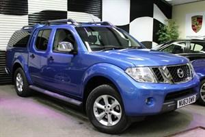 Nissan Navara dCi Tekna 4dr 190 CONNECT NO VAT TO PAY