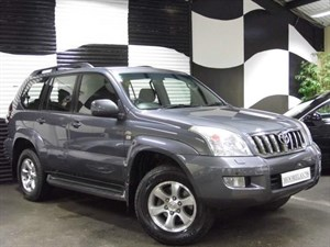 Toyota Land Cruiser LC3 5dr 4WD STUNNING EXAMPLE