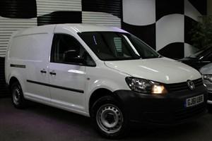 Volkswagen Caddy MAXI TDI Panel Van