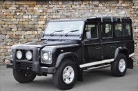 Used Land Rover Defender 110 TD5 XS STATION WAGON++9 SEATER++