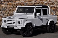 Used Land Rover Defender BESPOKE 110 XS DOUBLE CAB PICK UP