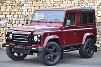 Used Land Rover Defender 90 XS STATION WAGON++BESPOKE EDITION++