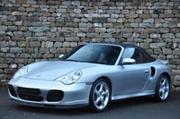 Used Porsche 911 996 Turbo Cab manual++ONLY 48K MILES & GREAT SPEC ++