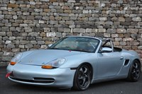 Used Porsche Boxster 986 2.7 RACE CAR