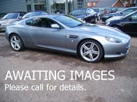Used Aston Martin DB9 V12