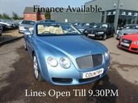 Used Bentley Continental GTC Continental GTC
