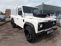 Used Land Rover Defender 110 HT TDI