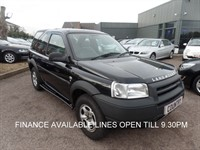 Used Land Rover Freelander S HARDBACK