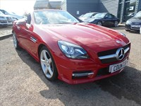 Used Mercedes SLK200 SLK SLK200 BLUEEFFICIENCY AMG SPORT