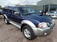 Used Nissan Navara D22 PICK UP