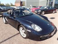 Used Porsche Boxster 24V