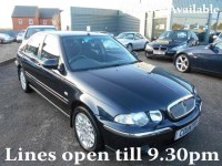 Used Rover 45 CLUB 16V