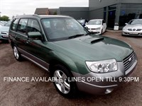 Used Subaru Forester XTEN
