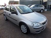 Used Vauxhall Corsa LIFE 16V TWINPORT