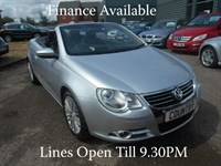 Used VW Eos SPORT TDI
