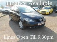 Used VW Golf Plus GT TDI