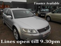 Used VW Phaeton V6 TDI 4MOTION 5 SEATS