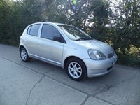 Used Toyota Yaris CDX AIRCON+S/ROOF