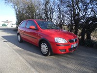 Used Vauxhall Corsa CLASSIC LIFE LOW MILES