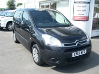 Used Citroen Berlingo HDi L1625 Enterprise Special Edition Panel Van