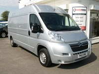 Used Citroen Relay HDi 35 L3H2 Enterprise Panel Van