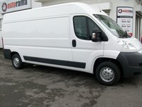 Used Citroen Relay 35 L3 HDi H2 Van 130ps Enterprise