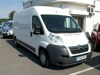 Used Citroen Relay H2 ENTERPRISE 120PS VAN AIR CON + ONLY 20K MILES