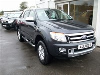 Used Ford Ranger Pick Up Double Cab Limited TDCi 4WD