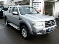 Used Ford Ranger TDCi Wildtrak Double Cab 4x4 4dr