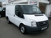 Used Ford Transit TDCi 260 SWB Panel Van JUST MOT'D + SERVICED
