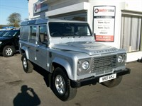 Used Land Rover Defender 110 TDi County SUV 4WD JUST SERVICED