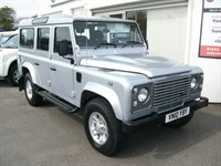 Used Land Rover Defender 110 2.4 Tdi County 5dr