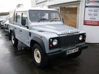 Used Land Rover Defender 110 TDi Pickup 4WD DOUBLE CAB LOW MILEAGE ONLY20K