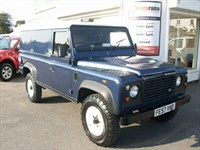 Used Land Rover Defender 110 LWB Hard Top TDCi GREAT CONDITION + FSH