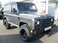 Used Land Rover Defender 90 TDi SUV 4WD HARD TOP