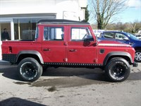 Used Land Rover Defender 110 TDi Pickup 4WD LOW MILES - NEW WHEELS & TYRES