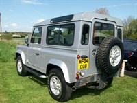 Used Land Rover Defender  90 STATION WAGON NO VAT!!!!!!