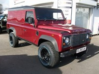 Used Land Rover Defender 110 TDi SUV 4WD DEFENDER HARDTOP