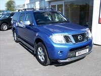 Used Nissan Navara TEKNA CONNECT DCI 188 MAN