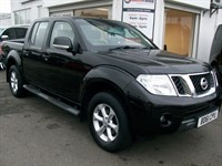 Used Nissan Navara 2.5dCi Acenta Pickup 4WD GREAT CONDITION WITH FSH