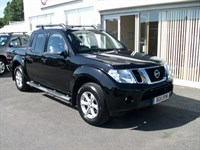 Used Nissan Navara TEKNA CONNECT DCI 188 WITH ROLLER SHUTTER